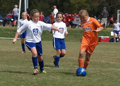Elizabethtown Sports Park Inv. - FC Kentucky vs. Jessamine Storm - Championship