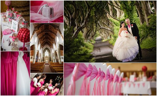 Marine Hotel Ballycastle Wedding Photography