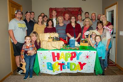 Glenn's 80th Birthday
