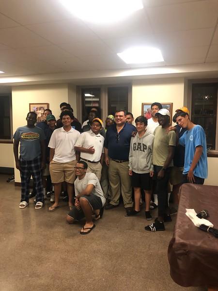 Dr. Neblo with Boys Caddie Academy.jpg