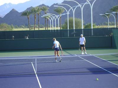 Indian Wells 2009 - Thursday