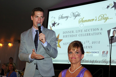 2012 Starry Night Auction
