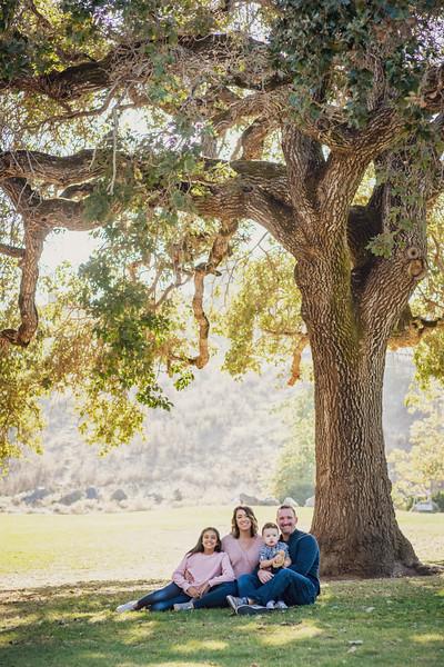 The Langridge Family - November '19