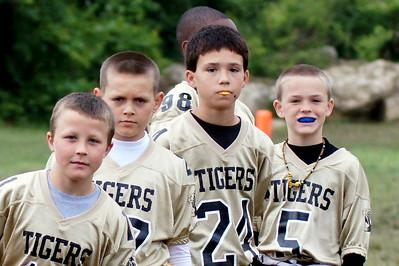 2012 Wentzville Tigers Flag Football, 4-29