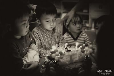 Dylan's 3rd Birthday