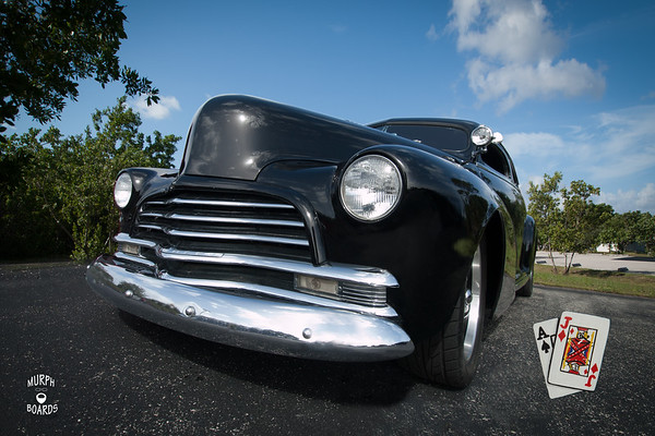 1948 Chevy Black Joe Magri