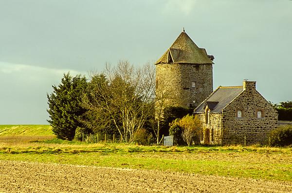 Around Normandy, France