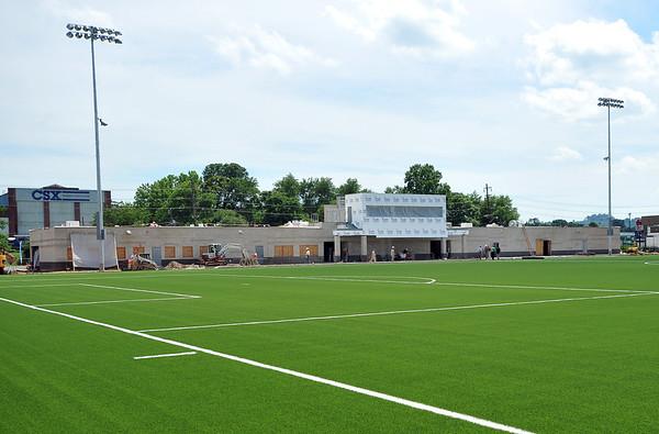Soccer Field Construction-6-20-2013