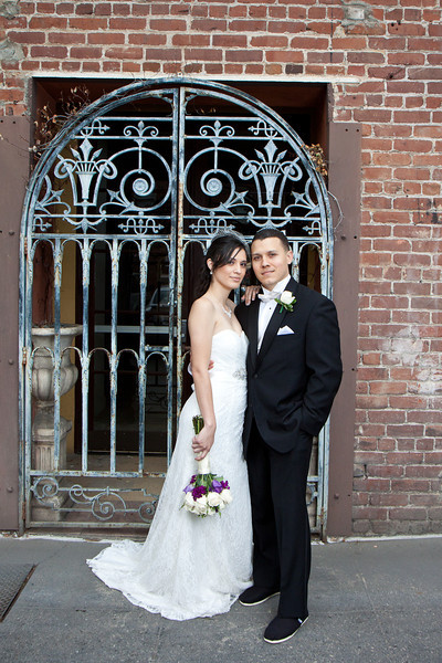 Wendy & Omar Mayorga - Wedding