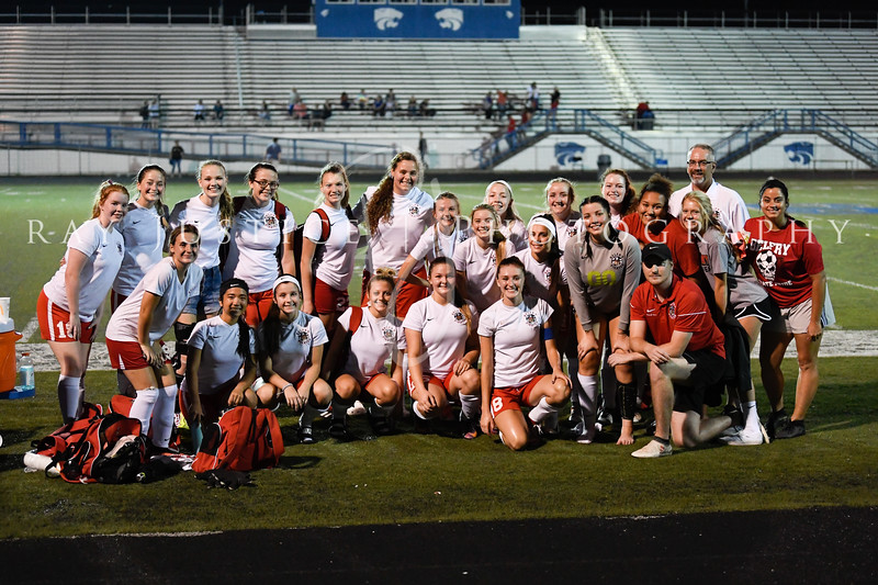 09/12/2019 Belfry Girls Soccer vs Shelby Valley