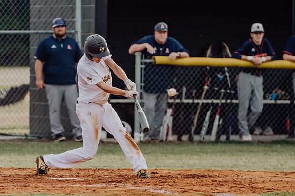 FH Baseball Vs Anson 2021