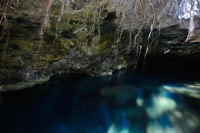 Cenote Hunting