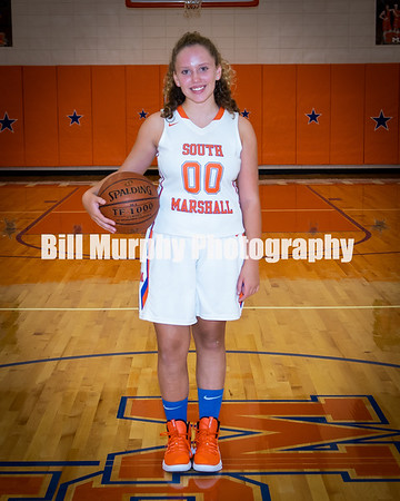 2018 - 2019 South Marshall Middle School Girls Basketball