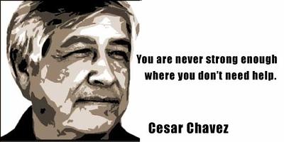 (C18) Cesar Chavez