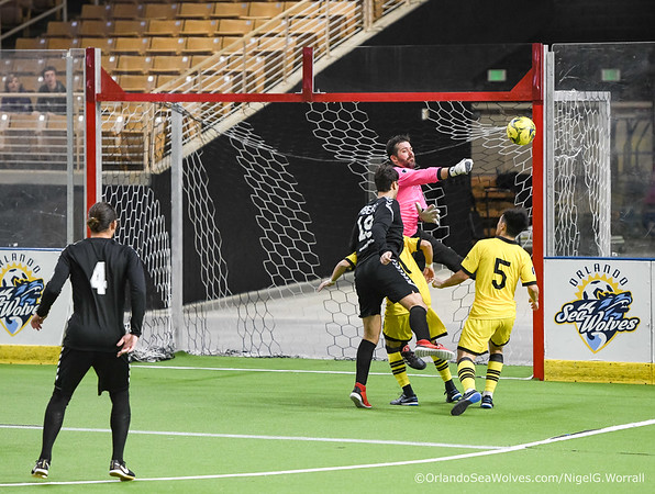 MASL2019-20 - Orlando SeaWolves 2 Milwaukee Wave 10