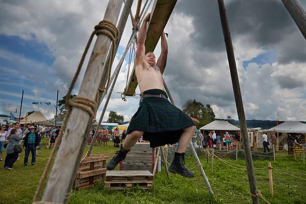 Highland Games: Fehraltorf