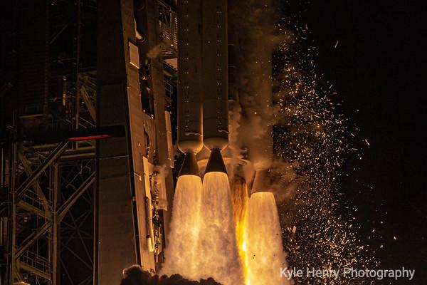 August 8,2019: Atlas V, AEHF-5