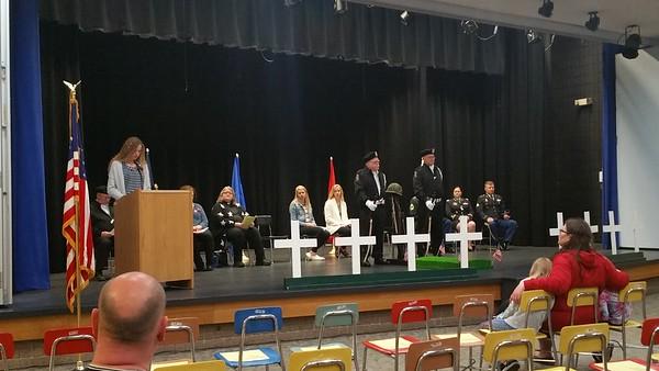 Belgrade VFW Memorial Day 05-27