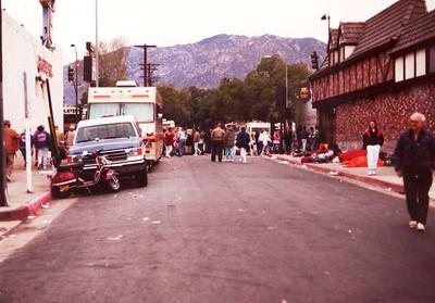"""""""New Years Day Parade"""" Pasadena, Calif Jan 1, 1993"""