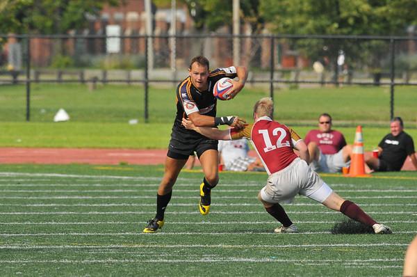 BRFC v Boston College / 9-4-2010