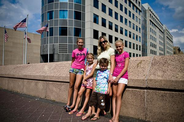 Trip to Washington DC, August 2008