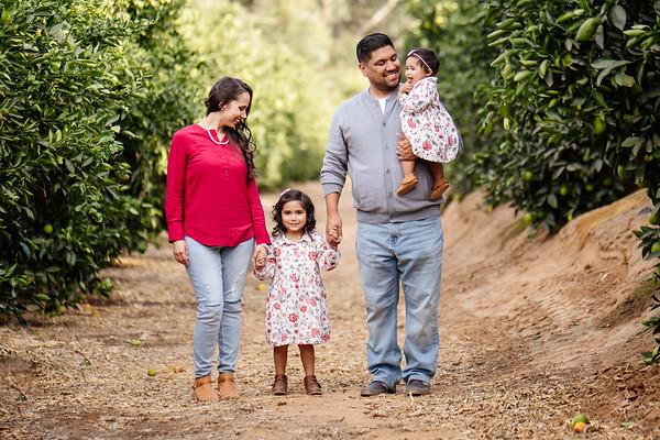 Romero Family 2019