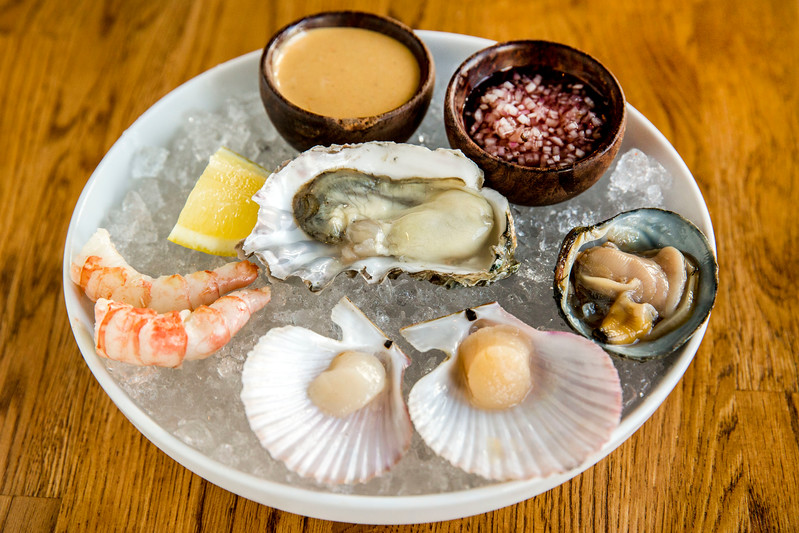 L'Oursin French Restaurant in Seattle