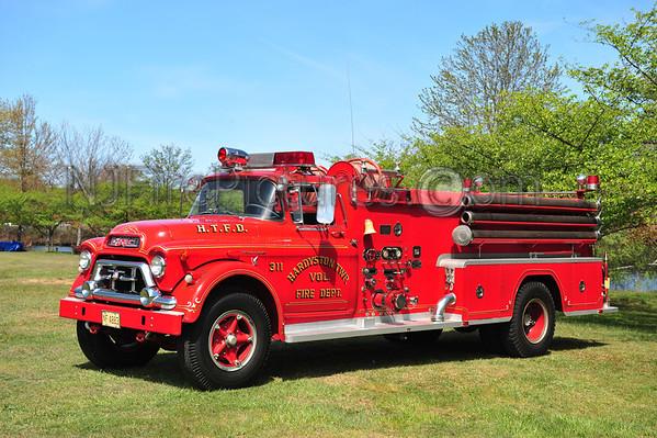 Antique Fire Apparatus Association of NJ Spring Muster 2012 Succasunna, NJ