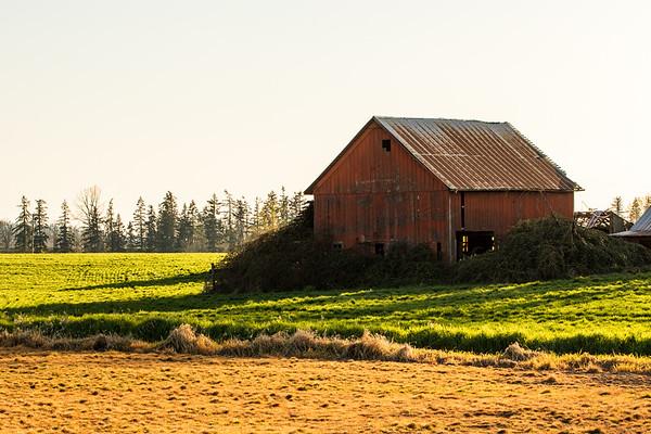 Oregon Farms and Raches