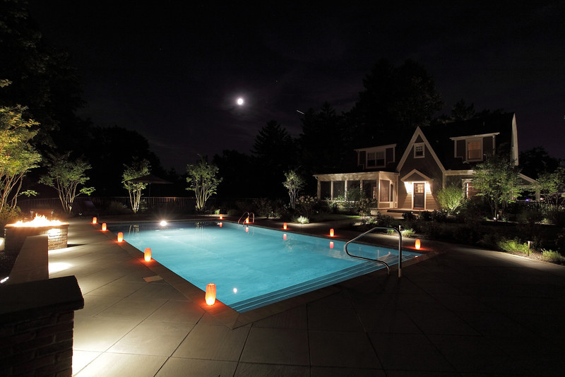HACKETTSTOWN - Custom Luxury Pool & Estate Design