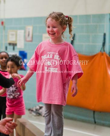 Gymnastics -13 Mar 09
