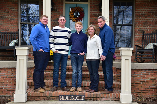 Middendorf Family