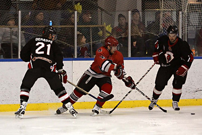 Privateers vs. Akwesasne Warriors Game 2- 02-26-11