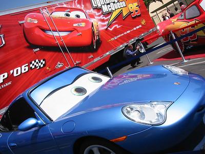 Disney: Pixar Cars