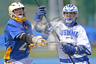 4/3/2010 - Goucher College vs. United States Merchant Marine Academy - Kings Point, NY