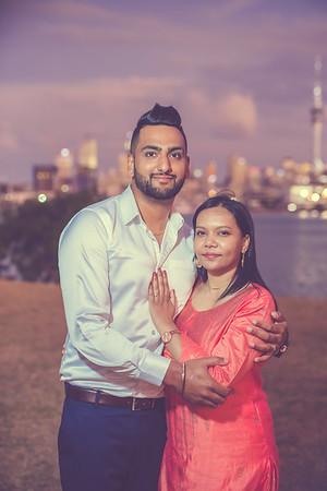 Rishav & Deepshika's Photoshoot