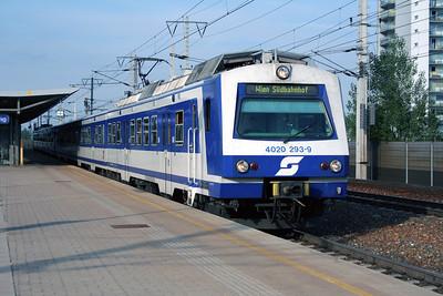 Austria Class 4020