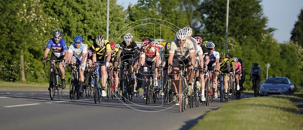 South Staffs & Shropshire Cycling Clubs Road Race League | 6 Jun 2013