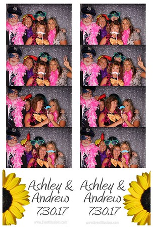 Ashley & Andrew's Wedding