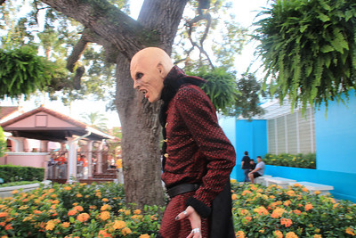 HHN Opening Weekend: 09/22/2012
