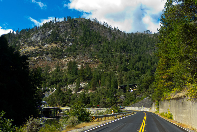 MORE bridges on the Feather River Highway
