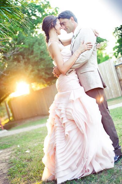 Gretchen and Reza's Wedding