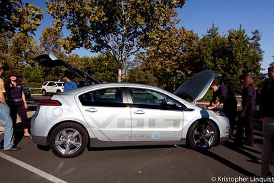 2010-10-12 Chevy Volt Test Drive