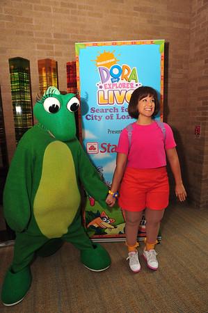 Dora the Explorer Meet and Greet