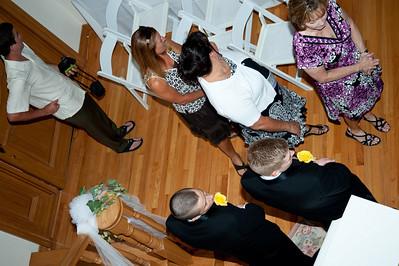 McIlvanie/Nelson Wedding Party