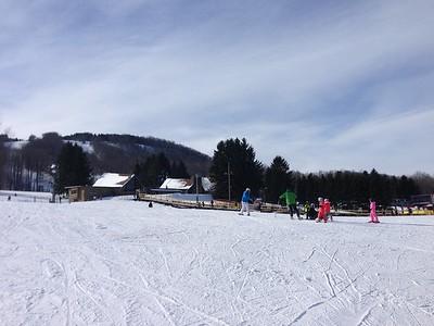Winter 2015 Ski Trips