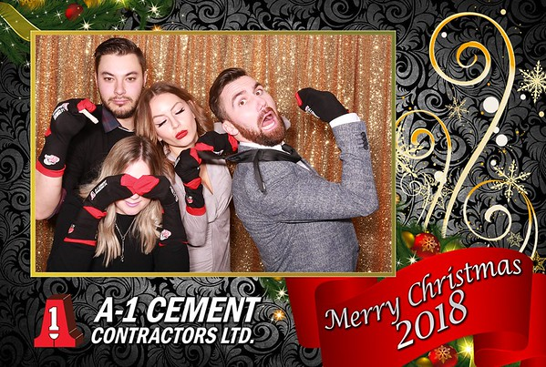 A1 Cement Christmas party 2018