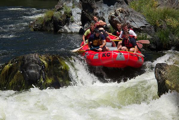 Kidder Creek 2013 Week 04 High Adventure