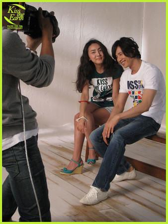 TVC & Fashion endorsement (2010)