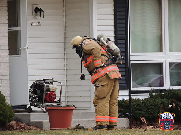 Assisted living facility fire on March 14, 2016